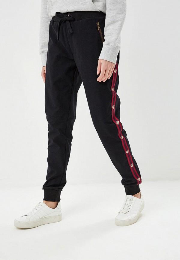 женские спортивные брюки forward, черные