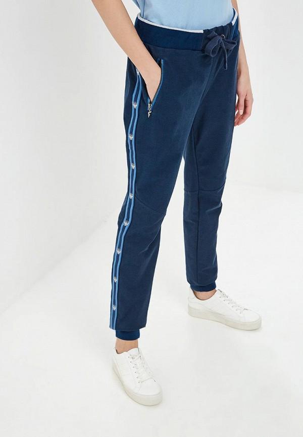 женские спортивные спортивные брюки forward, синие