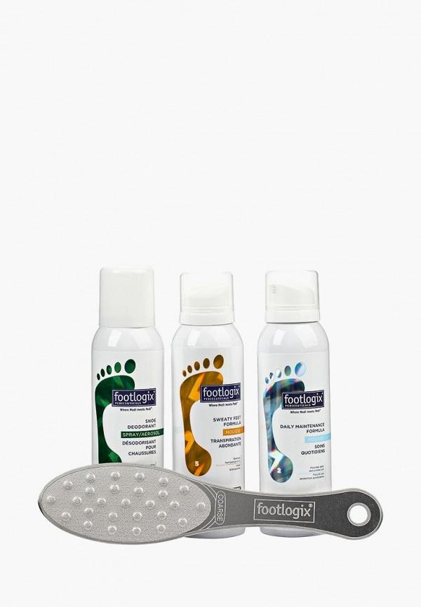 Набор для ухода за ногами Footlogix Footlogix FO009LWOWU66 носки косметические для ухода за ногами