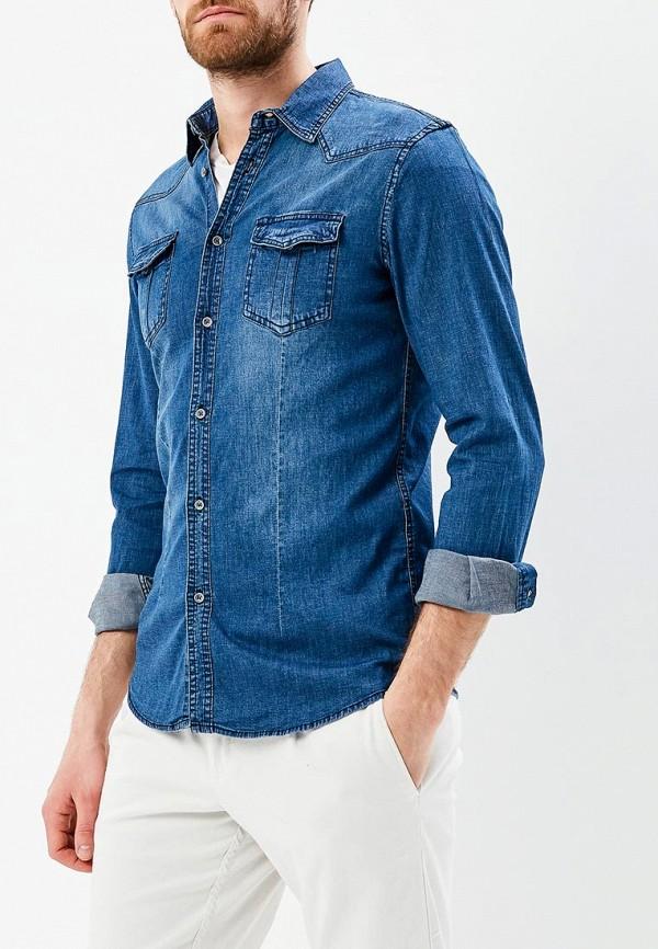 Рубашка джинсовая Forex Forex FO011EMARSX0 рубашка джинсовая forex forex fo011emarsx1
