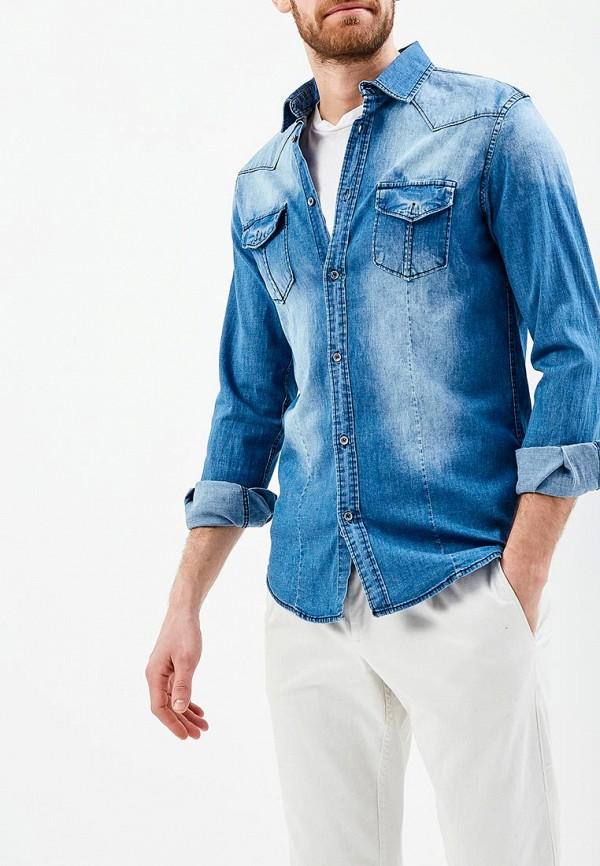 Рубашка джинсовая Forex Forex FO011EMARSX1 рубашка джинсовая forex forex fo011emarsx1