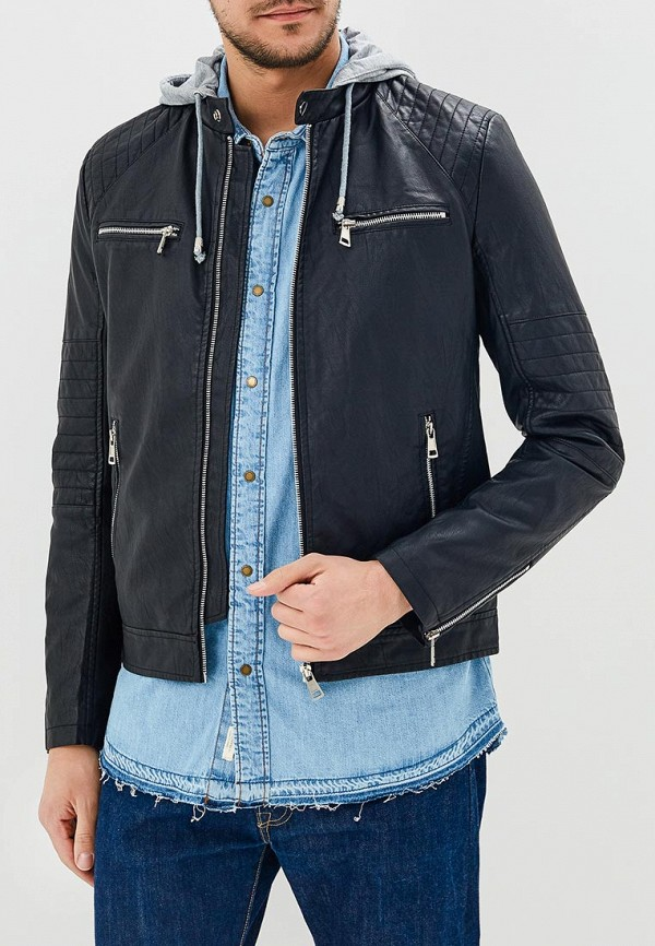 Куртка кожаная Forex Forex FO011EMARSY6 цены онлайн