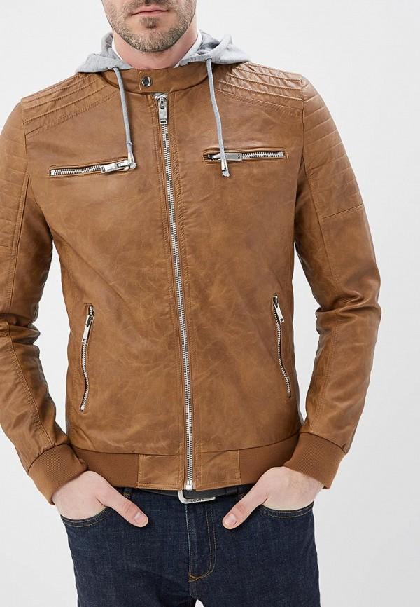Куртка кожаная Forex
