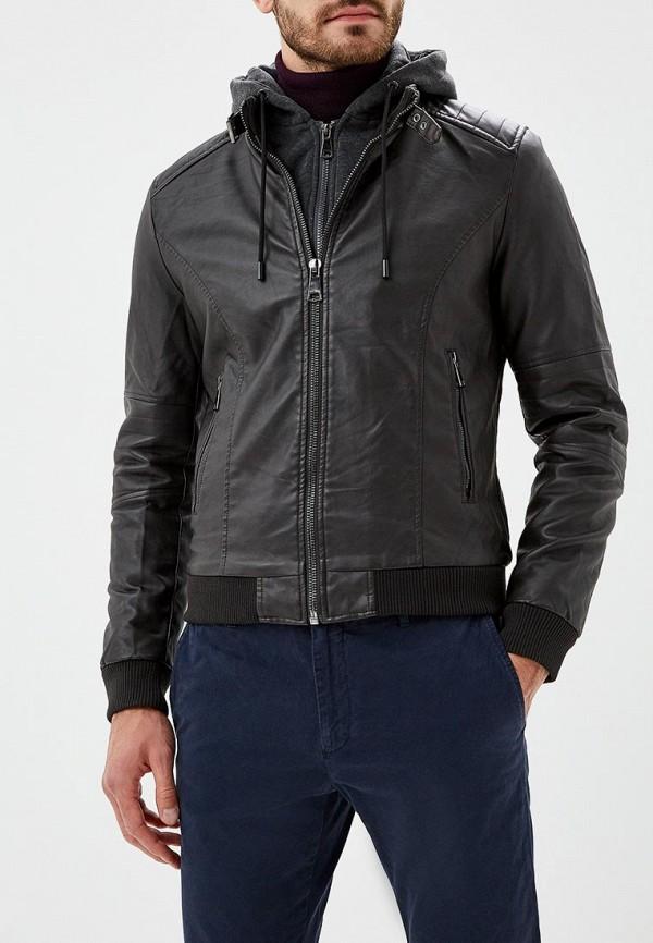 Купить Куртка кожаная Forex, FO011EMCNGK7, коричневый, Осень-зима 2018/2019