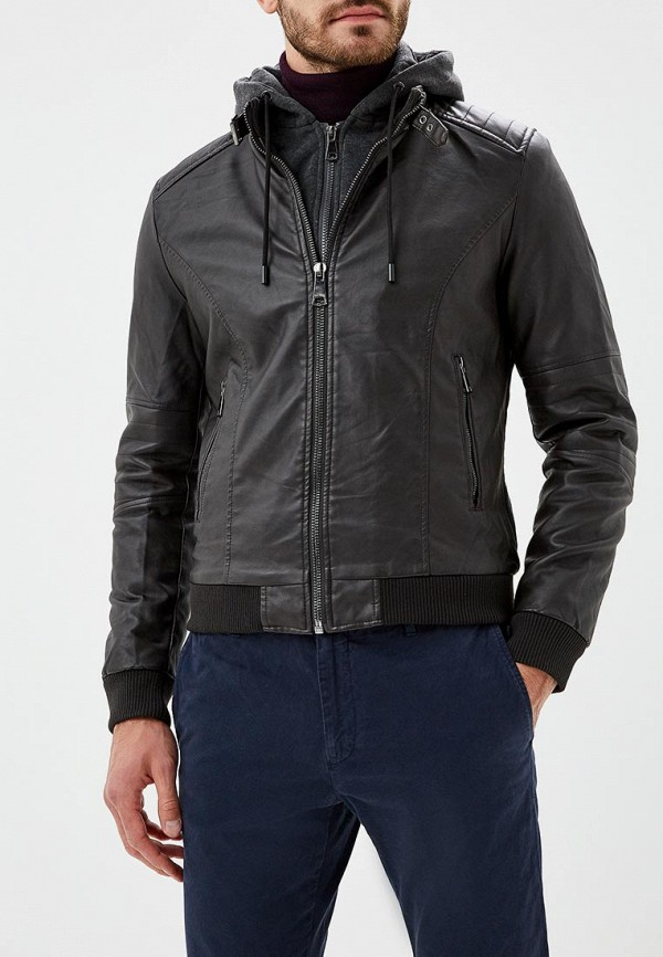 Куртка кожаная Forex Forex FO011EMCNGK7 цены онлайн