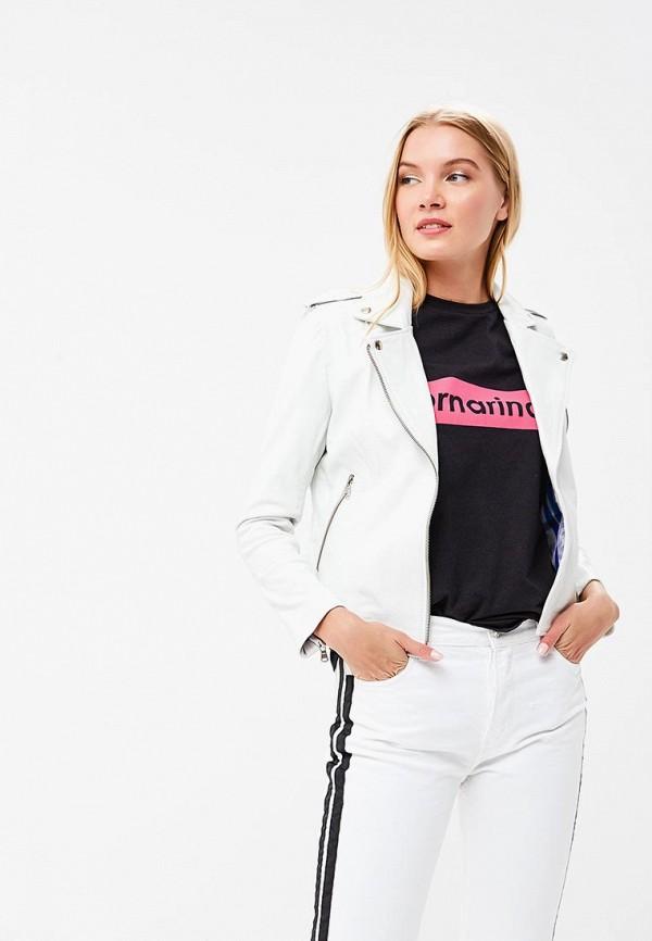 Куртка Fornarina Fornarina FO019EWAPZN3 цены онлайн