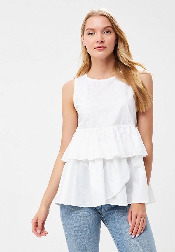 Блуза Fornarina Fornarina FO019EWAPZP3 fornarina короткое платье