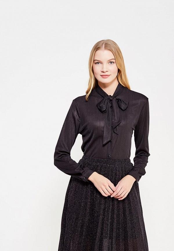 женская блузка fornarina, черная