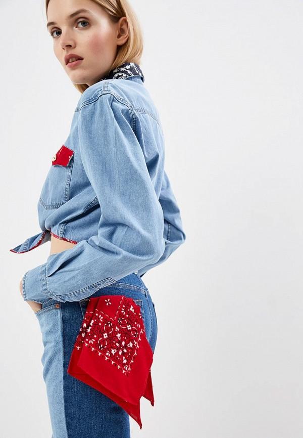 футболка forte dei marmi couture forte dei marmi couture fo022ewetej0 Рубашка джинсовая Forte Dei Marmi Couture Forte Dei Marmi Couture FO022EWETEI6