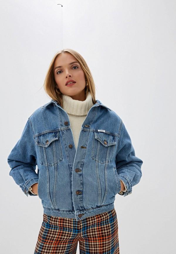 Куртка джинсовая Forte Dei Marmi Couture Forte Dei Marmi Couture FO022EWGQKG3 цена