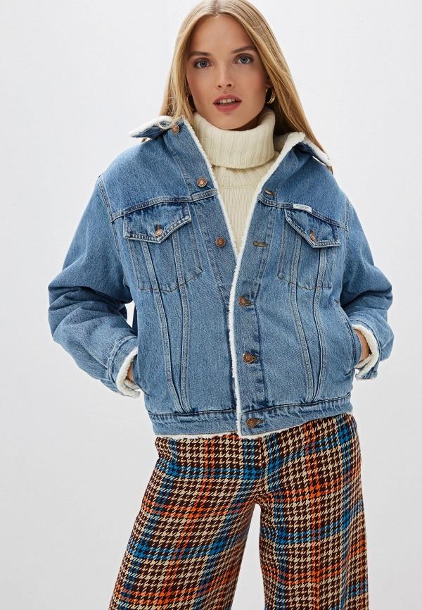 Куртка джинсовая Forte Dei Marmi Couture Forte Dei Marmi Couture FO022EWGQKG4 j dunstaple beata dei genitrix