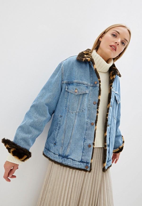 Куртка джинсовая Forte Dei Marmi Couture Forte Dei Marmi Couture FO022EWGQKH0 forte couture джинсовая куртка с вышивкой на спине
