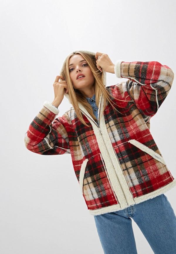 Куртка утепленная Forte Dei Marmi Couture Forte Dei Marmi Couture FO022EWGQKH1 цена