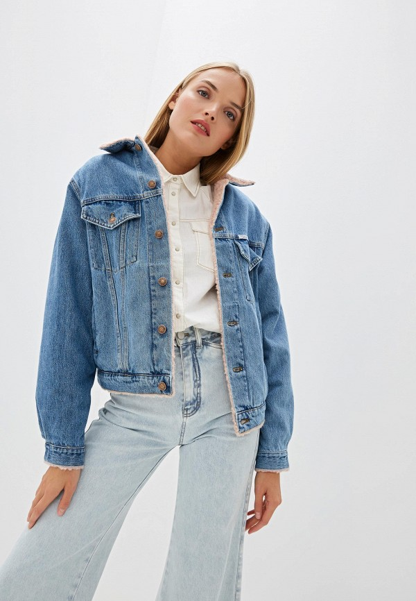 Куртка джинсовая Forte Dei Marmi Couture Forte Dei Marmi Couture FO022EWGQNA1 forte couture джинсовая куртка с вышивкой на спине