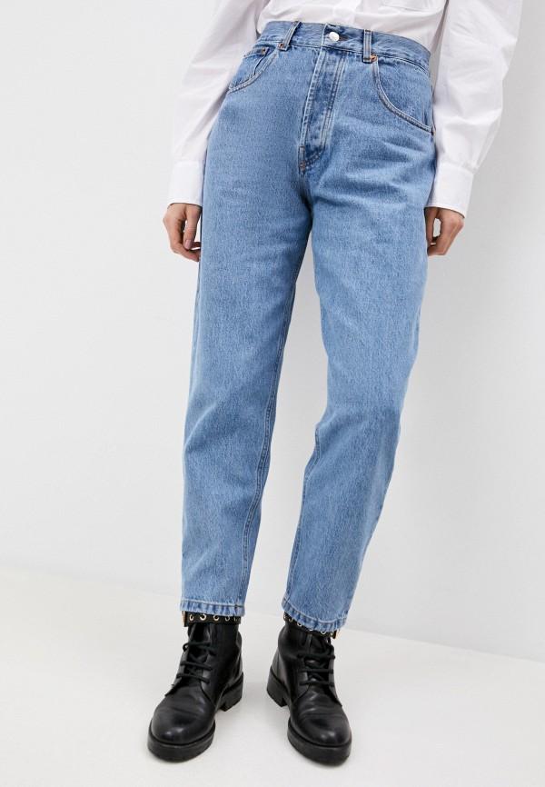 женские джинсы forte dei marmi couture, голубые