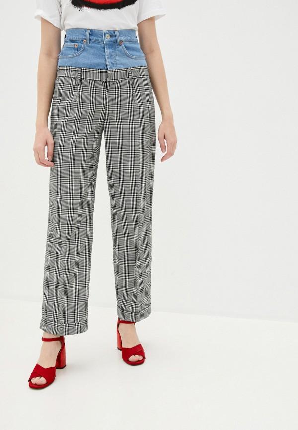 женские повседневные брюки forte dei marmi couture, разноцветные