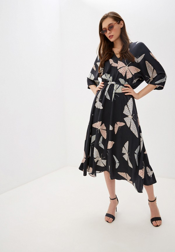 цена Платье Forte Forte Forte Forte FO025EWGKIH5 онлайн в 2017 году