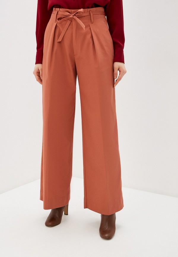 женские повседневные брюки forte forte