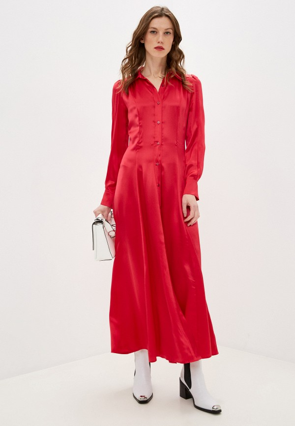 Платье Forte Forte красного цвета