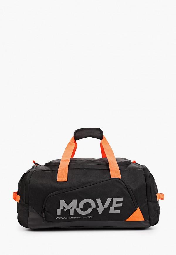 сумка 4f для мальчика, черная
