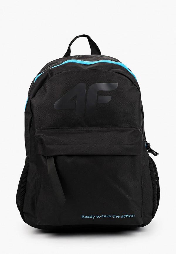рюкзак 4f для мальчика, черный