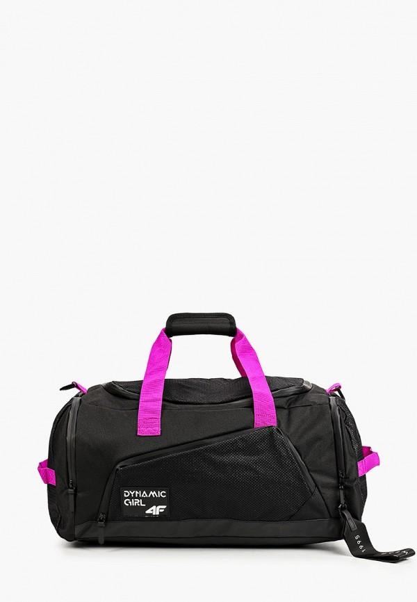 сумка 4f для девочки, черная