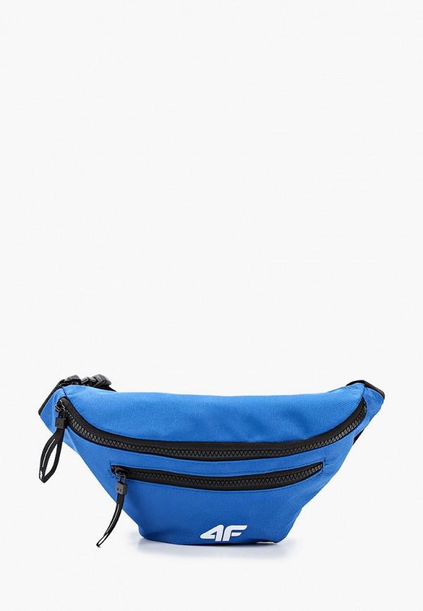 женская сумка 4f, синяя