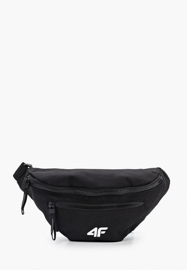 женская сумка 4f, черная