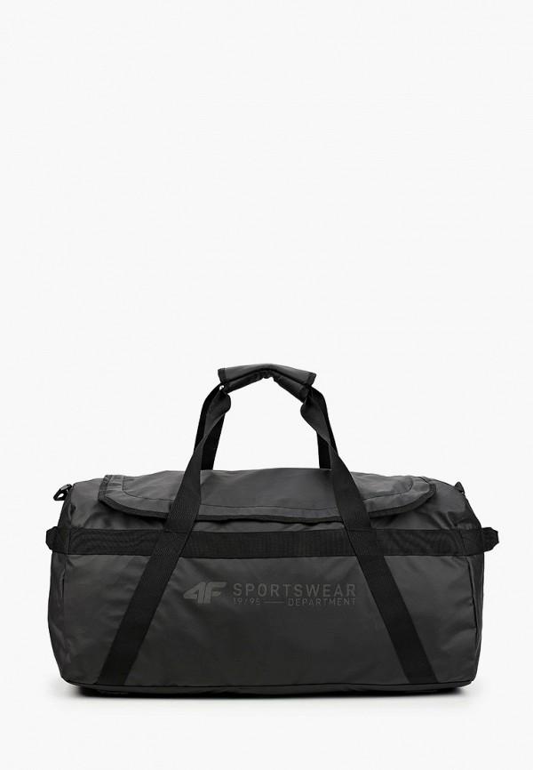 женская дорожные сумка 4f, черная