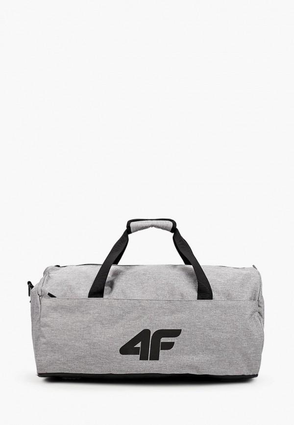 женская дорожные сумка 4f, серая