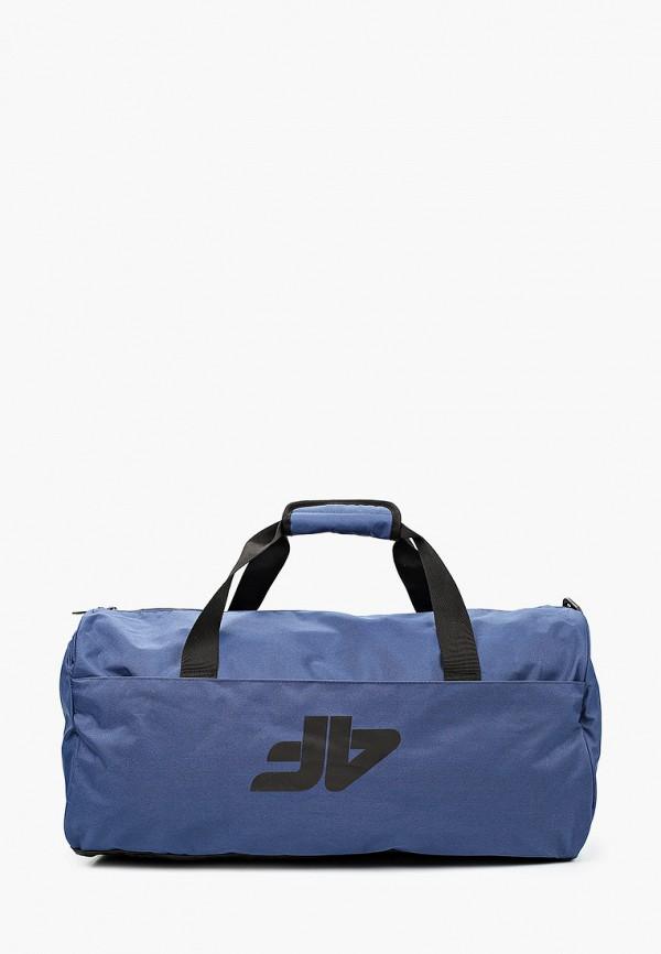 женская дорожные сумка 4f, синяя