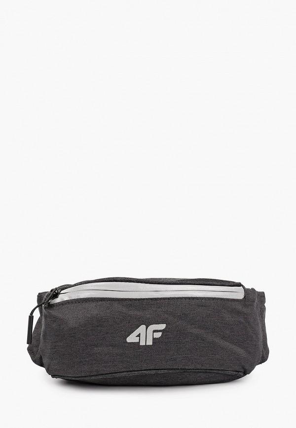 женская поясные сумка 4f, серая