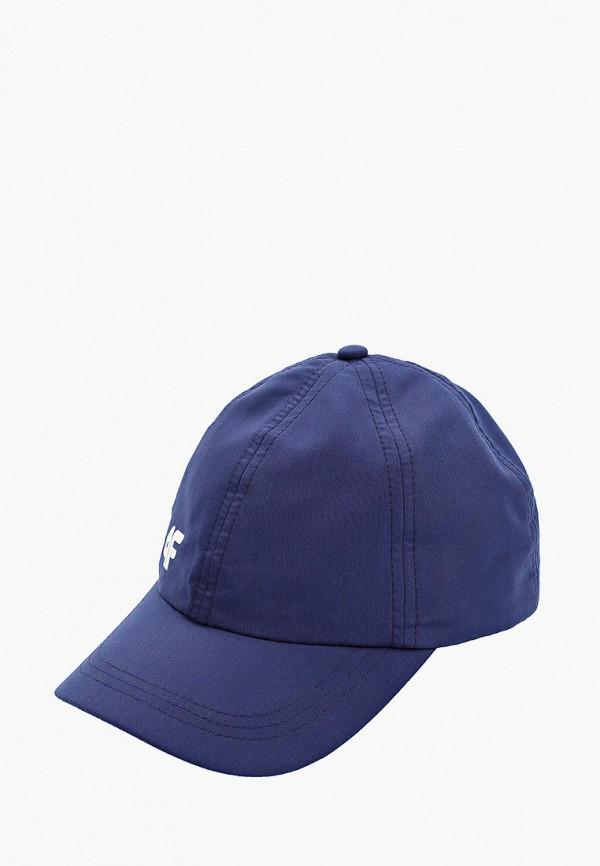 бейсболка 4f для мальчика, синяя