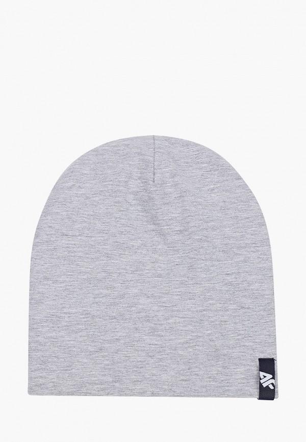 шапка 4f для девочки, разноцветная