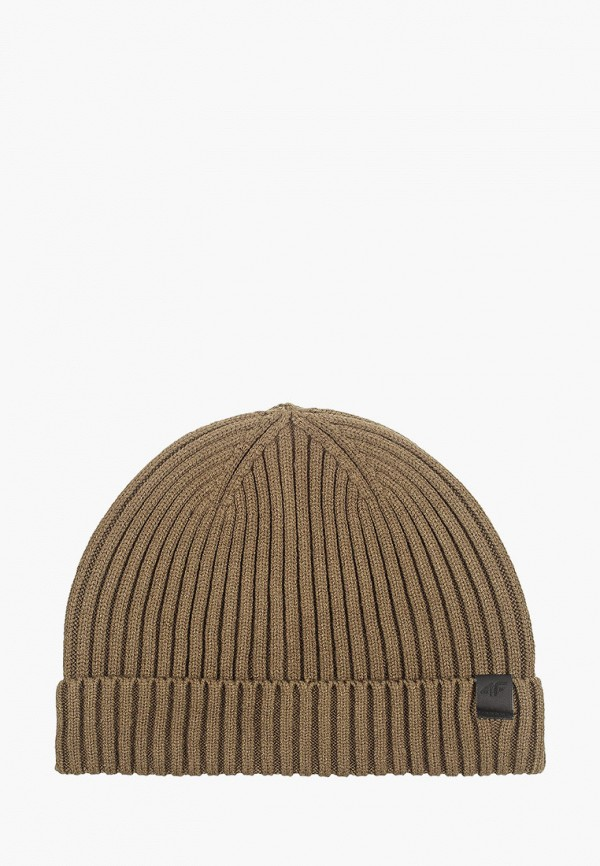мужская шапка 4f, хаки