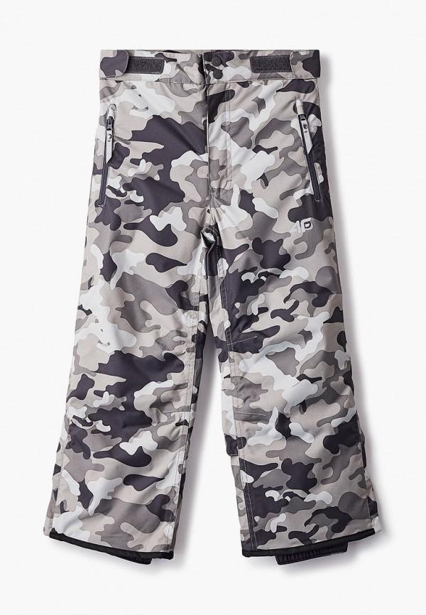 брюки 4f для мальчика, серые