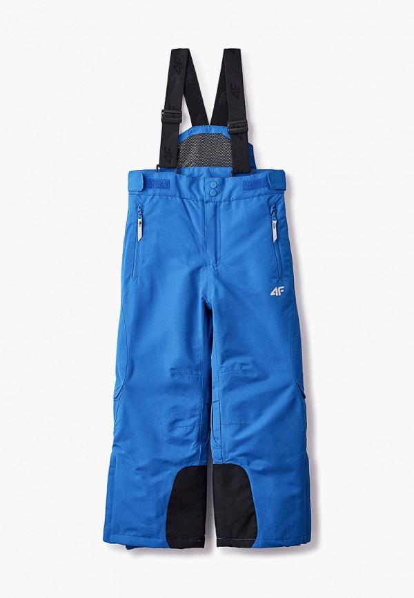 брюки 4f для мальчика, синие