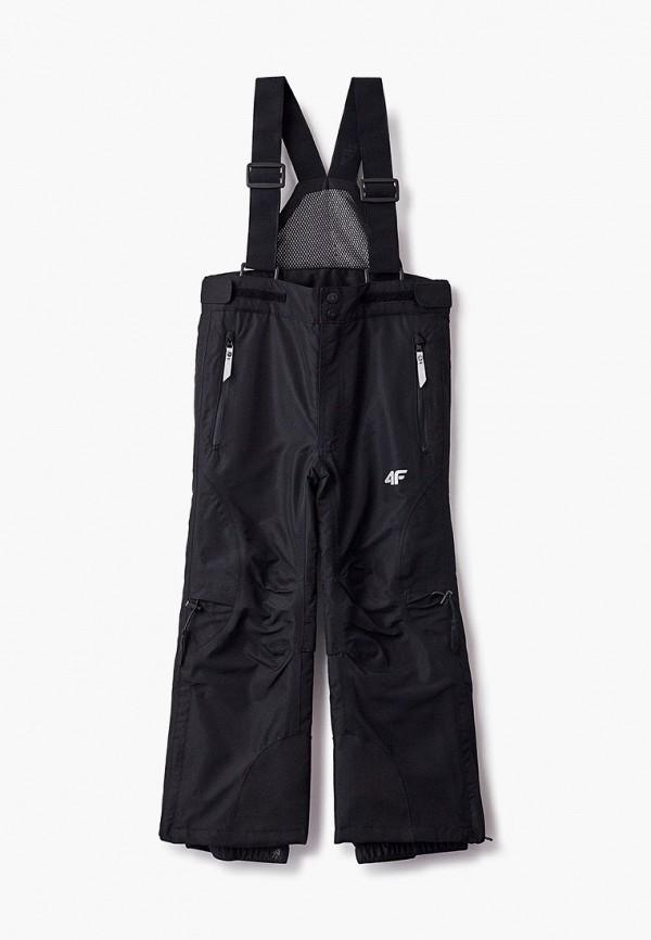 брюки 4f для мальчика, черные