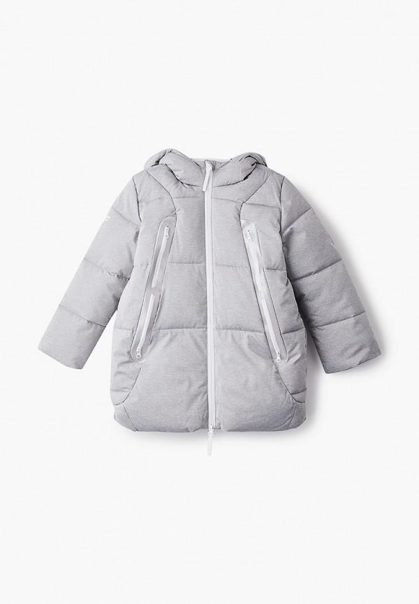 куртка 4f для девочки, серая