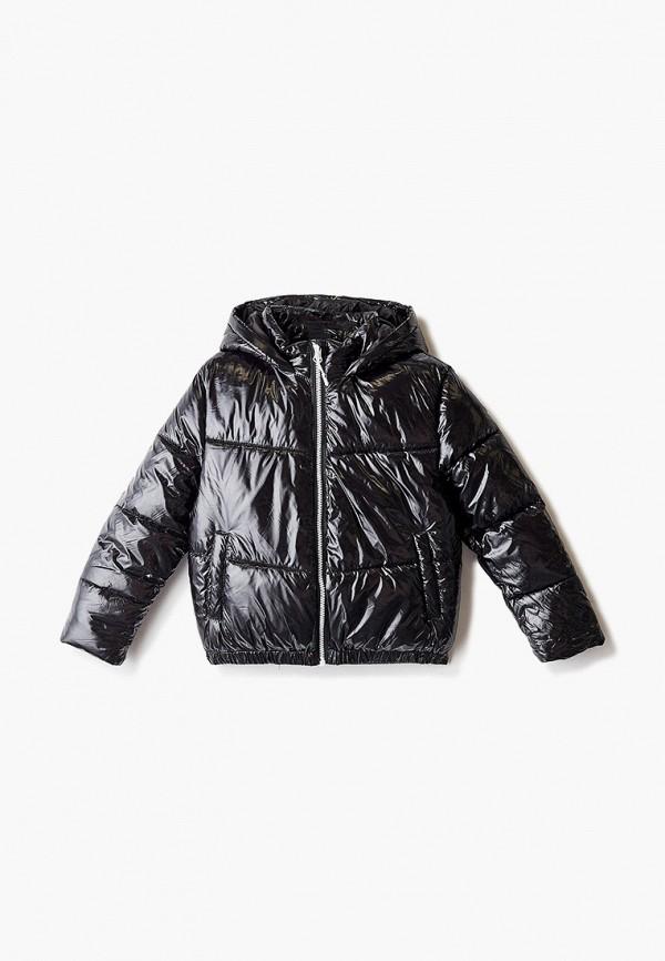 куртка 4f для девочки, черная