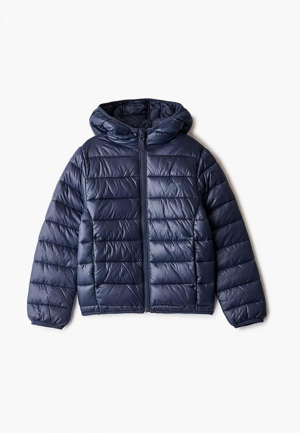 куртка 4f для девочки, синяя
