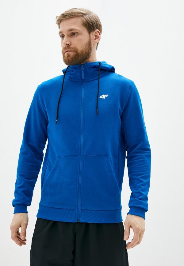 мужская толстовка 4f, синяя