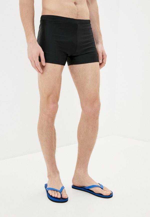 мужские плавки 4f, черные