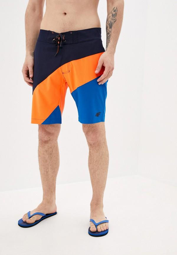мужские спортивные шорты 4f, разноцветные