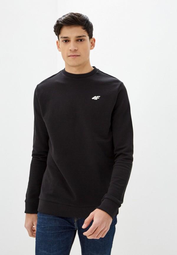 мужской свитшот 4f, черный