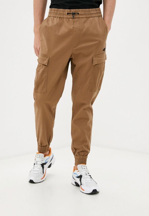 мужские брюки 4f, коричневые
