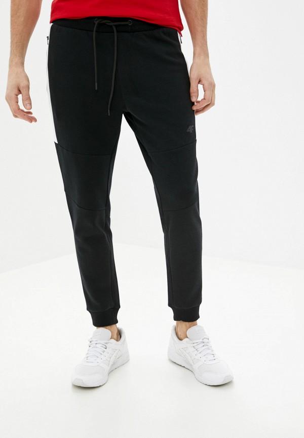 мужские спортивные брюки 4f, черные