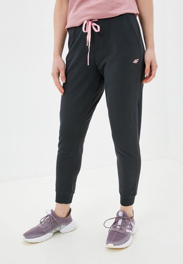 женские спортивные брюки 4f, синие