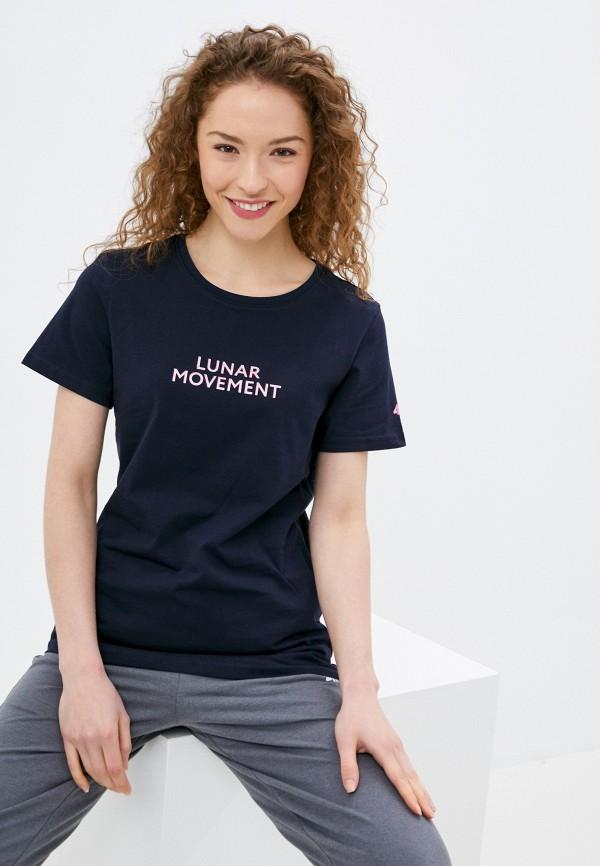 женская спортивные футболка 4f, синяя