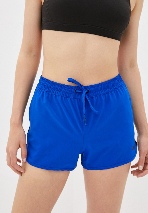 женские спортивные шорты 4f, синие